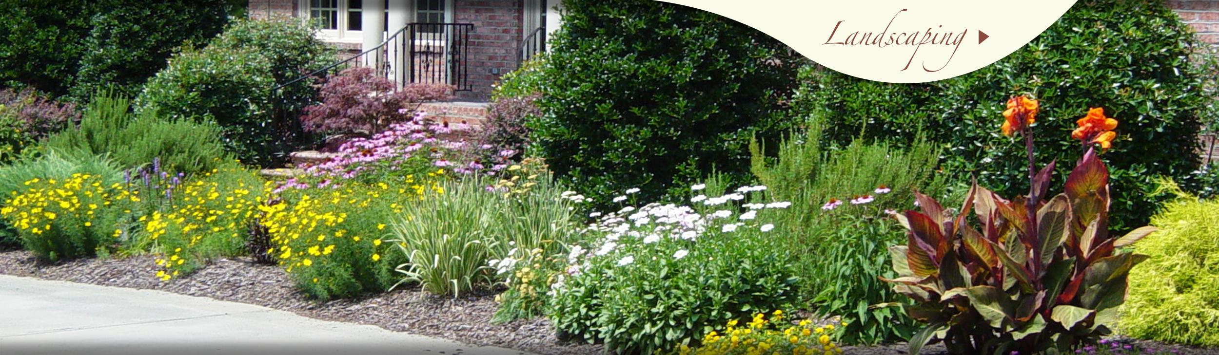 Landscape design raleigh nc for Landscape design raleigh