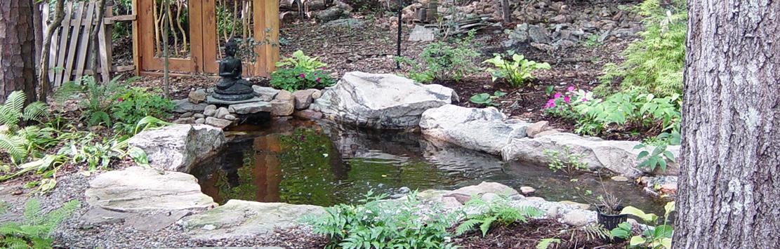 Water Features U0026 Water Garden Design Raleigh